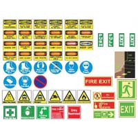 Industrial Safety Signs