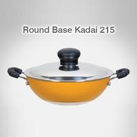 Non Stick Round Base Kadai