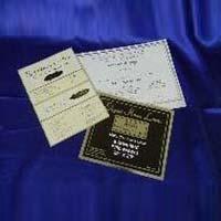 Curtain Header Cards