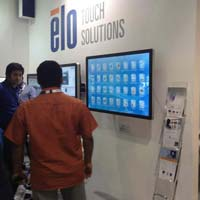 Multi-Touch Wall Screen
