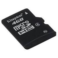 Kingston 4 GB Micro SD Memory Card