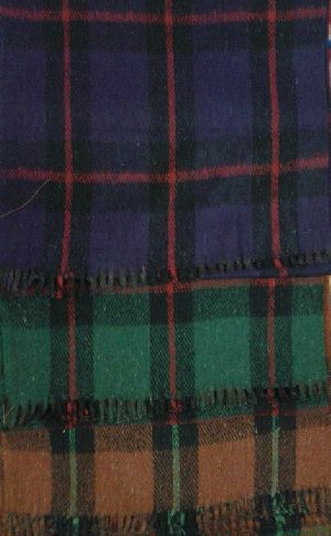 Gemini Check Blankets