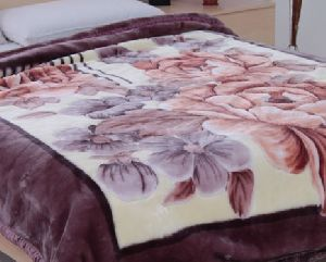 Mink Blanket Double Bed