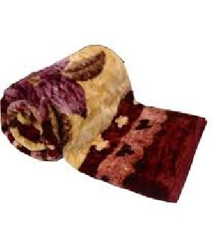 Mink Blanket Single Bed