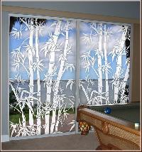 Decorative Glass Film 03