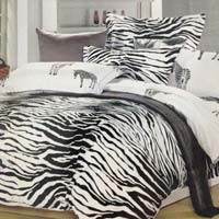 Bed Sheet and Comforter Set