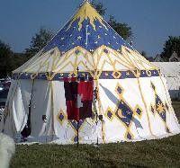 Ottoman Pavilion Tent
