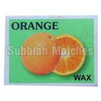 Orange Safety Matches