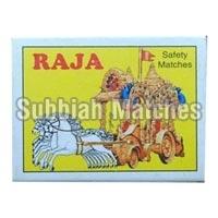 Raja Super Safety Matchbox