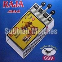 Raja Ultra Safety Matchbox