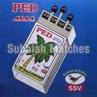 PED Safety Matches