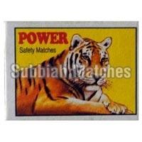 Power Super Safety Matchbox