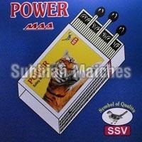 Power Ultra Safety Matchbox