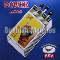 POWER Safety Matches