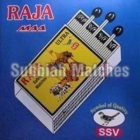 RAJA Safety Matches