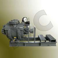 Single Stage Vacuum Pump