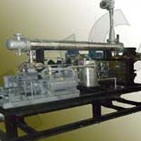 Steam Jet Ejector System