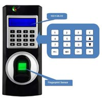 BT04 Biometric Fingerprint Attendance System