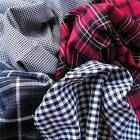 100% Polyester Yarn Dyed Woven Fabric