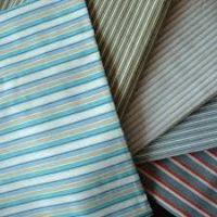 Polyester Viscose Yarn Dyed Woven Fabric