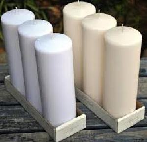 Pillar Candle 02