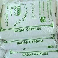 Sadaf Gypsum Powder