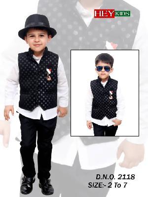 2118 Boys Baba Suit