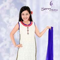 Girls Churidar Suit