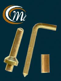 Brass Turned Pins (C.M.I.115)