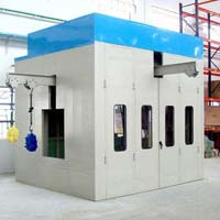 Paint Spray Booths 06