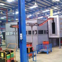 Powder Coating Plant 05