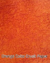Orange Crush Paper
