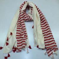 Ladies Cotton Scarves