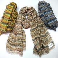 Mens Woolen Scarves