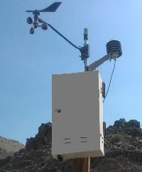 Online Air Quality Monitoring System