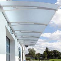 Fiberglass Canopies