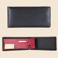 Leather  Cheque Book Holders