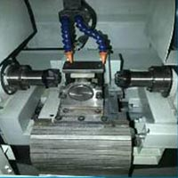 Automatic Step Milling Machine