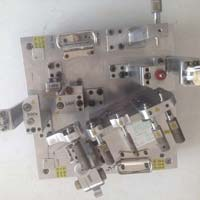 Receiving Gauge for Sheet Metal Component