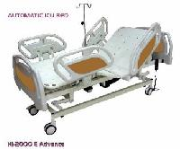 Fully Automatic ICU Bed with ABS Panel with ABS Railing