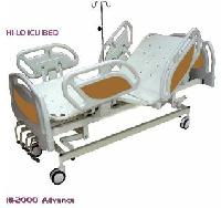 Hi-Lo ICU Bed with ABS Panel & ABS Railing