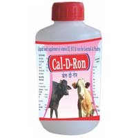 Cal-D-Ron Liquid Feed Supplement
