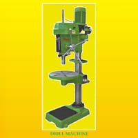 Heavy Duty Pillar Drilling Machines