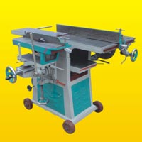 Multipurpose Thickness Planer With Side Cutter