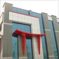 Aluminium Composite Panel Fabrication And Installation
