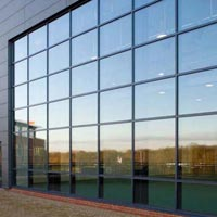 Aluminium Curtain Walls Fabrication And Installation