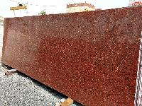 RBI Red Granite Slab