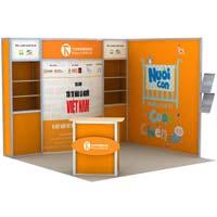 Modular Exhibition Booth (AK-3004)