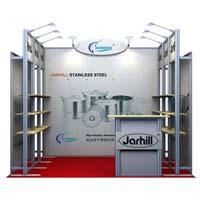 Lightweight Exhibition Booth (AK-3007)