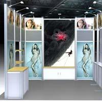 Portable Exhibition Booth (AK-3009)